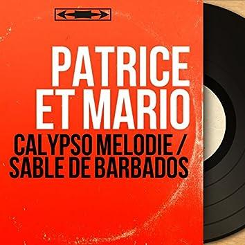 Calypso mélodie / Sable de Barbados (feat. Jean Faustin et son orchestre) [Mono Version]
