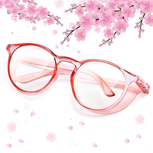 Safety Glasses, Protective Goggles for Women and Men, Protective Eyewear with Anti-fog Anti-scratch...