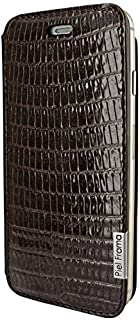 Piel Frama iPhone 6 / 6S FramaSlim Leather Case - Brown Cowskin-Lizard