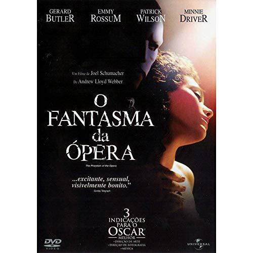 O Fantasma Da Ópera (Gerard Butler)