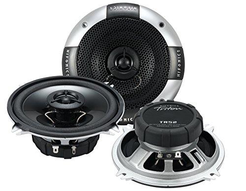 Hifonics TR52 Alrededor De 2 vías 160W Altavoz Audio - Altavoces para...