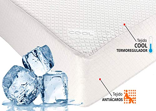 Imperial Relax Cubrecolchon Tacto Frio - 150X190 Cm