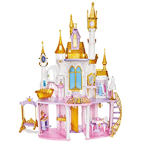 Disney Gran Castillo DE Fiesta Princesas