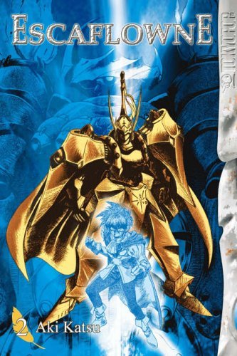 Vision Of Escaflowne, The Volume 2: v. 2 by Katsu Aki (15-Aug-2004) Paperback