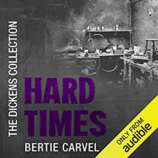 Hard Times audiobook cover art