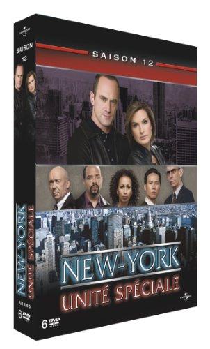 New York, unité spéciale-Saison 12