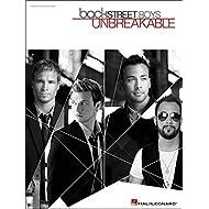 Hal Leonard Backstreet Boys irrompible arreglados para piano, voz y guitarra (P/V/G)