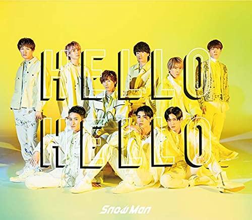 HELLO HELLO (CD+DVD)(初回盤A)