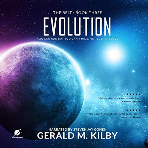 Couverture de Evolution: A Science Fiction Thriller