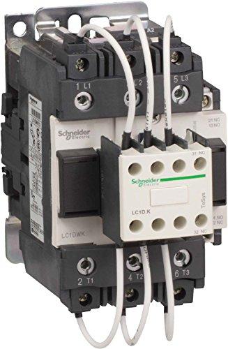 Schneider Electric LC1DWK12F7 Contactor Trifásico Tesys D Para Corrección Del Factor De Potencia