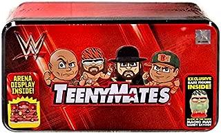 TeenyMates WWE Series 1 Collector Tin Set
