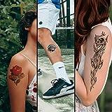 FOREVER temporäre Tattoo Transferfolie A4 für...
