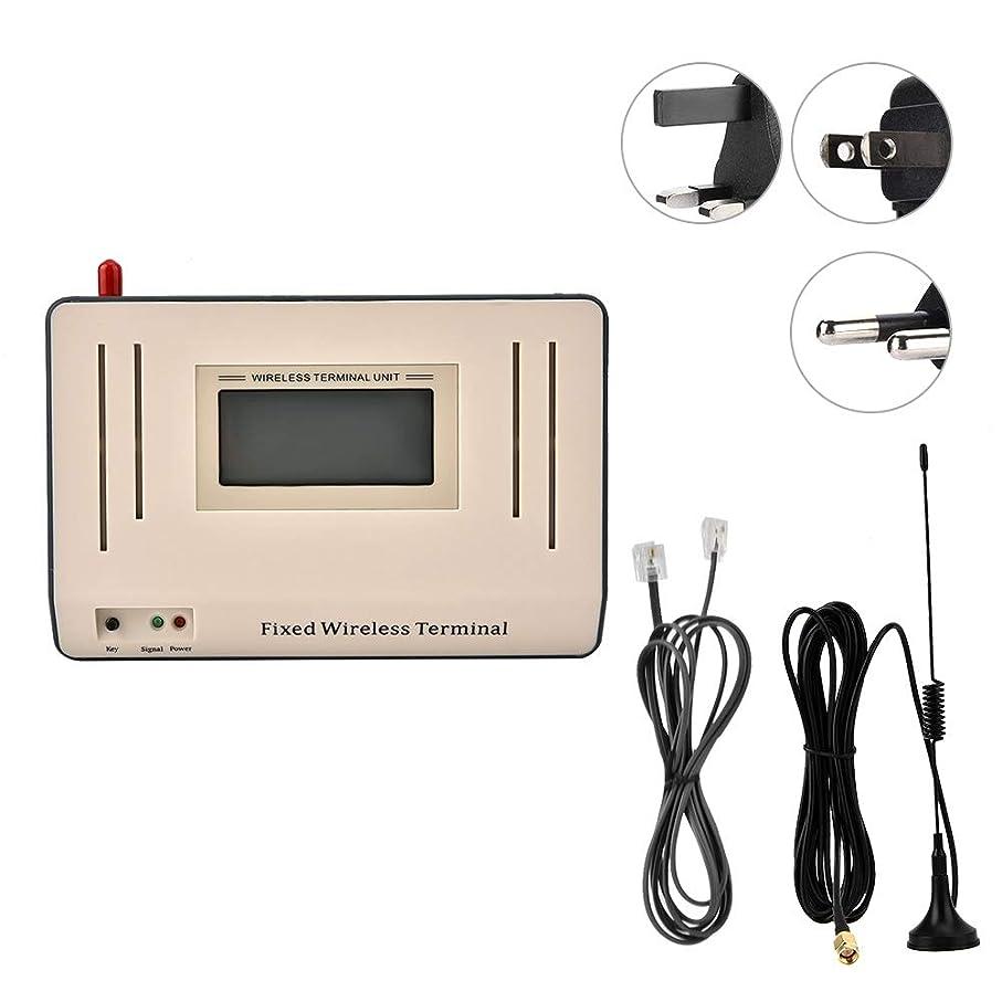 かる法的因子GSMワイヤレスターミナル - 100-240V GSM録音 電話固定無線端末 警報システム 固定無線端末(1)