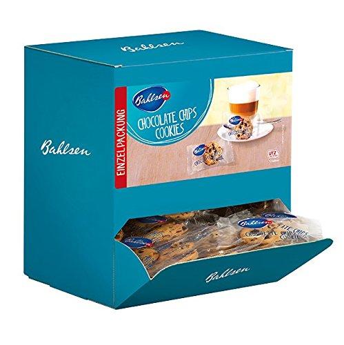 Bahlsen Chocolate Chips Cookies Portionspackungen, 1er Pack (1 x 1.18 kg)