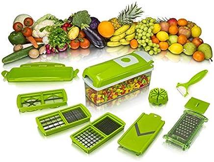 Cortador e Fatiador de Legumes e Frutas Nicer Dicer Plus CF-301