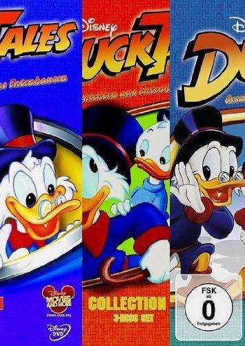 DuckTales - Geschichten aus Entenhausen: Collection 1-3 (9 DVDs)