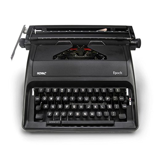 Manual typewriter Spanish