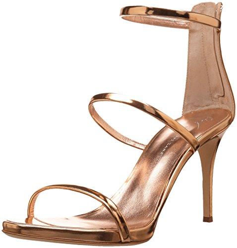 Giuseppe Zanotti Damen I700050 Sandalen mit Absatz, Rose Gold, 37.5 EU