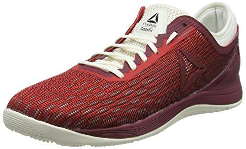 Reebok R Crossfit Nano 8.0, Zapatillas de Deporte Mujer, Rojo (Primal Red/Urban...
