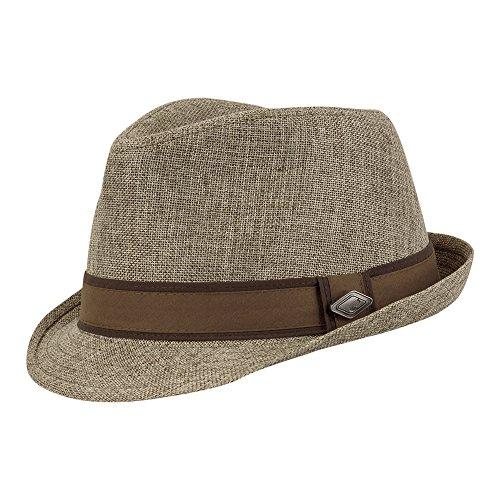 CHILLOUTS CHILLOUTS Herren Hut Sacramento Hat braunL/XL (60-61)