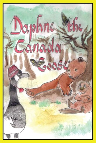 Daphne-The Misadventures of the Canada Goose (English Edition)