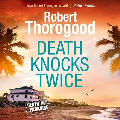 Couverture de Death Knocks Twice