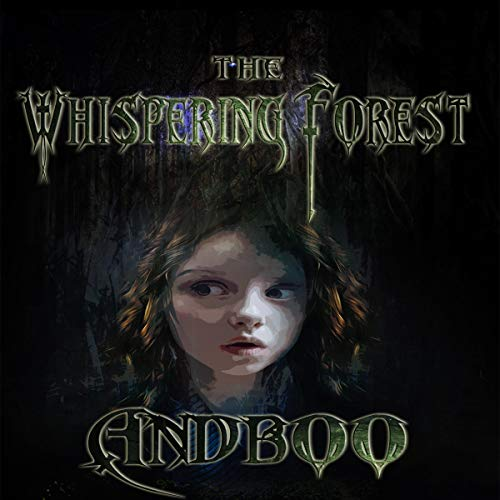 The Whispering Forest audiobook cover art