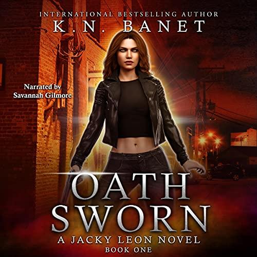 Oath Sworn Audiobook By K N Banet cover art