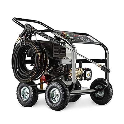 Wilks-USA TX850 Petrol Pressure Washer - 15HP 4800psi / 331Bar from Wilks-USA