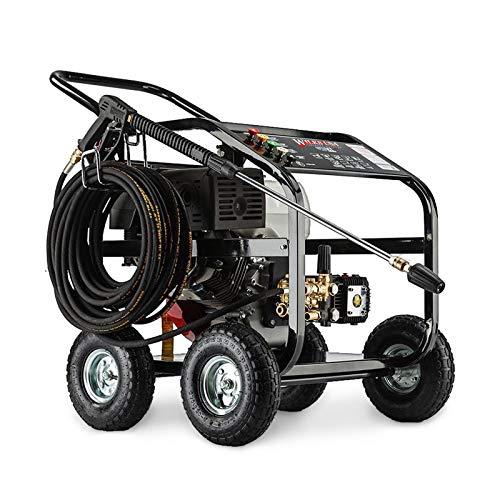Wilks-USA TX850 Petrol Pressure Washer - 15HP 4800psi / 331 Bar
