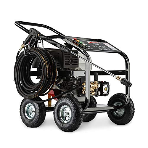 Wilks-USA TX850 Petrol Pressure Washer - 15HP 4800psi / 331Bar