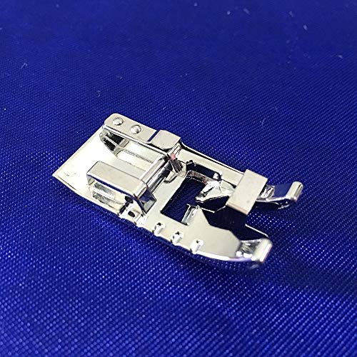 ZHOUZHONGLAN Práctico Unión de Borde Hecho/Puntada en el prensatela de la máquina de Coser de la Zanja: se Ajusta a Todos los langosos 7YJ35 Adicional