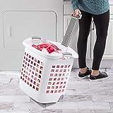 Sterilite 12248004 Laundry Basket,...