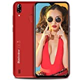 """Blackview A60 Plus (2020) 4G Unlocked Cell Phones, Android 10 Quad-Core 4GB + 64GB ROM,6.088"""" HD Waterdrop Screen, 5MP Front Camera + 8MP Dual Rear Camera, 4080mAh Battery Unlocked Smartphones"""