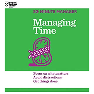 Managing Time cover art