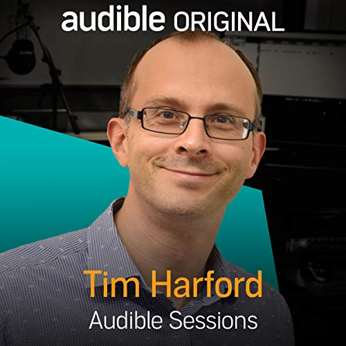Tim Harford audiobook cover art