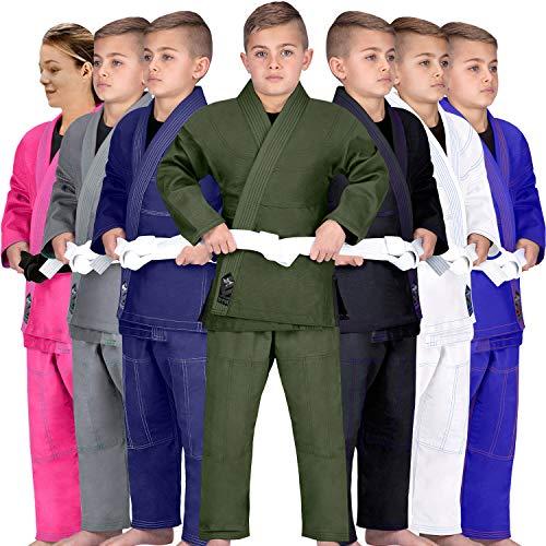 kids karate uniform - 7