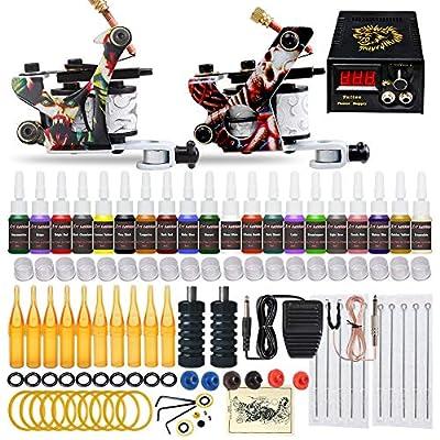 Complete Tattoo Kit Machine