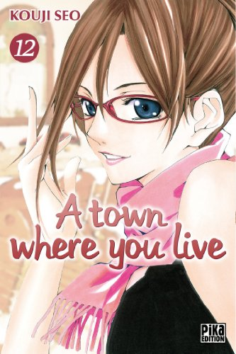 A town where you live T12