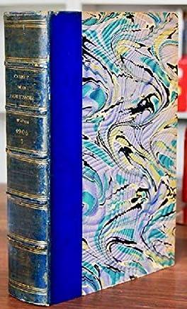 CARNET DE LA SABRETACHE. Revue militaire rétrospective. Deuxième série - Volume cinq: Année 1906.