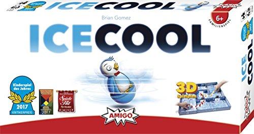 AMIGO 01660 Icecool, kinderspel van het jaar 2017.