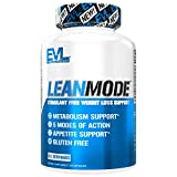 Evlution Nutrition Lean Mode Stimulant-Free Weight Loss Support, Diet...