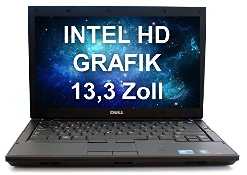 Dell Latitude E4310 13,3 Zoll Notebook (Core i5 2.53GHz, 4GB RAM, 250GB HDD, UMTS, Win 7)