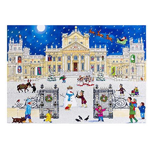 Alison Gardiner Calendrier de Avent Traditionnel: Noël au Pa
