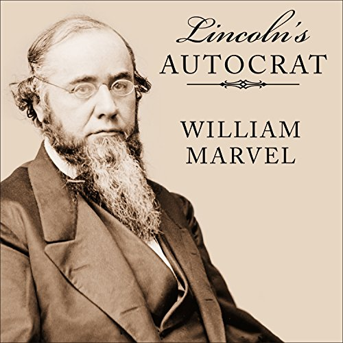 Lincoln's Autocrat audiobook cover art
