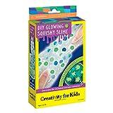 Creativity for Kids DIY Glowing Squishy Slime – Slime Making Kit