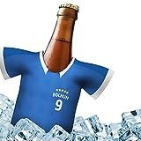 Fan-Trikot-kühler Home für VFL Bochum Fans | DRIBBEL-KÖNIG | 1x Trikot | Fußball Fanartikel Jersey Bierkühler by ligakakao.de