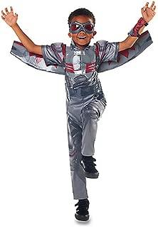 Falcon Disney Store Costume for Kids - Captain America: Civil War ~ Size 3 Gray