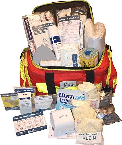 Erste Hilfe Notfalltasche für Sport / Freizeit aus Nylon