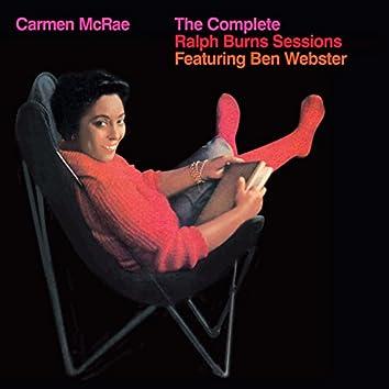 The Complete Ralph Burns Sessions (feat. Ben Webster) [Bonus Track Version]